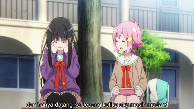 Granbelm Episode 02 Subtitle Indonesia