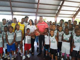 Continúa vacacional  deportivo en Cabral