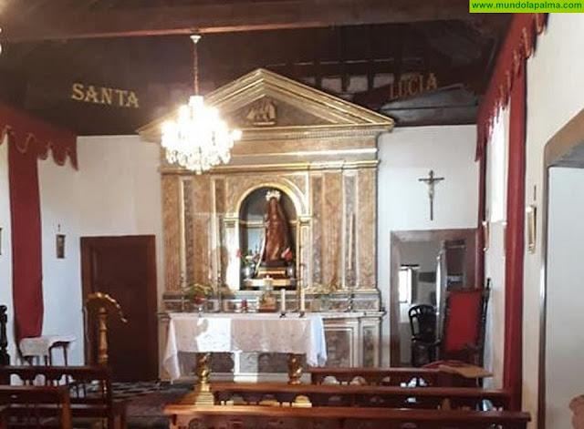La ermita de Santa Lucía en Puntallana sufre un nuevo robo
