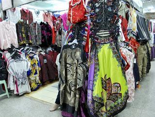 pusat grosir baju muslim murah Tanah Abang