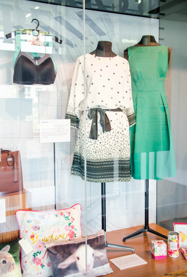 M&S Fashion Event in Leeds: Dressed In Time
