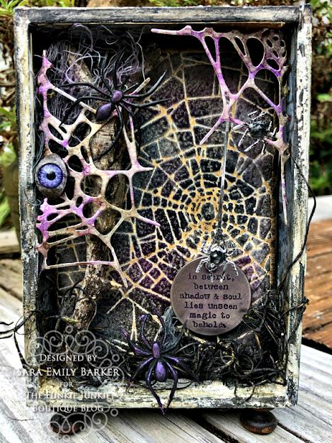 Sara Emily Barker https://sarascloset1.blogspot.com/2020/09/between-shadow-and-soul-spooky-vignette.html Mixed Media Tutorial 29
