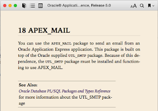 Martin Giffy D'Souza on Oracle APEX