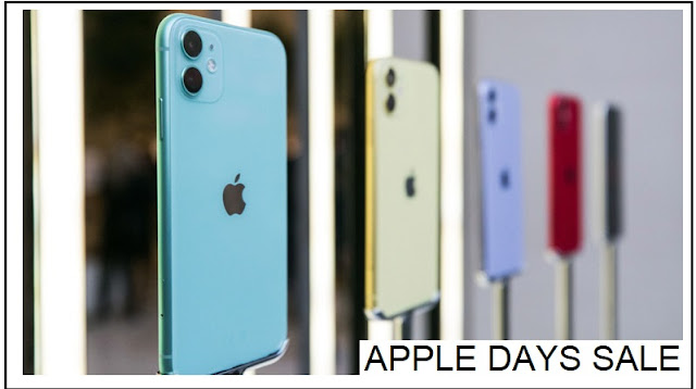 Amazon Apple Days Sale ( 17 - 21 March )