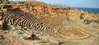 Teatro de Cirene