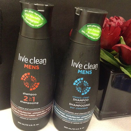 You have to Try Live Clean Mens Shampoo Collection ~ #Review #Giveaway