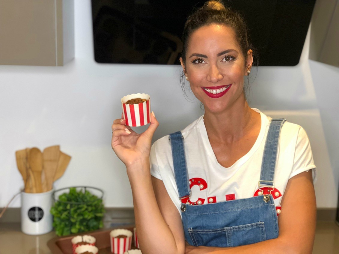 Fitness And Chicness-Receta Muffins Zanahoria Fit-5