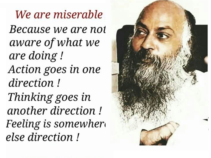 Bhagwan Shree Rajneesh Quotes On Love Happiness
