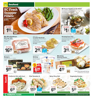 Thrifty Foods Flyer July 19 – 25, 2017