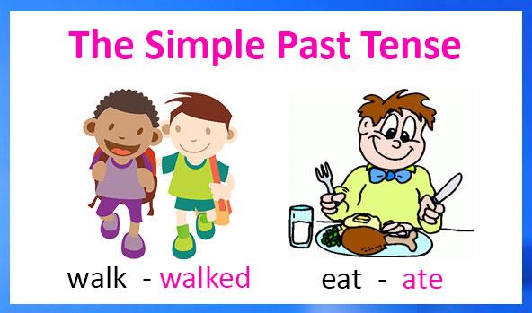 Penggunaan Simple Past Tense