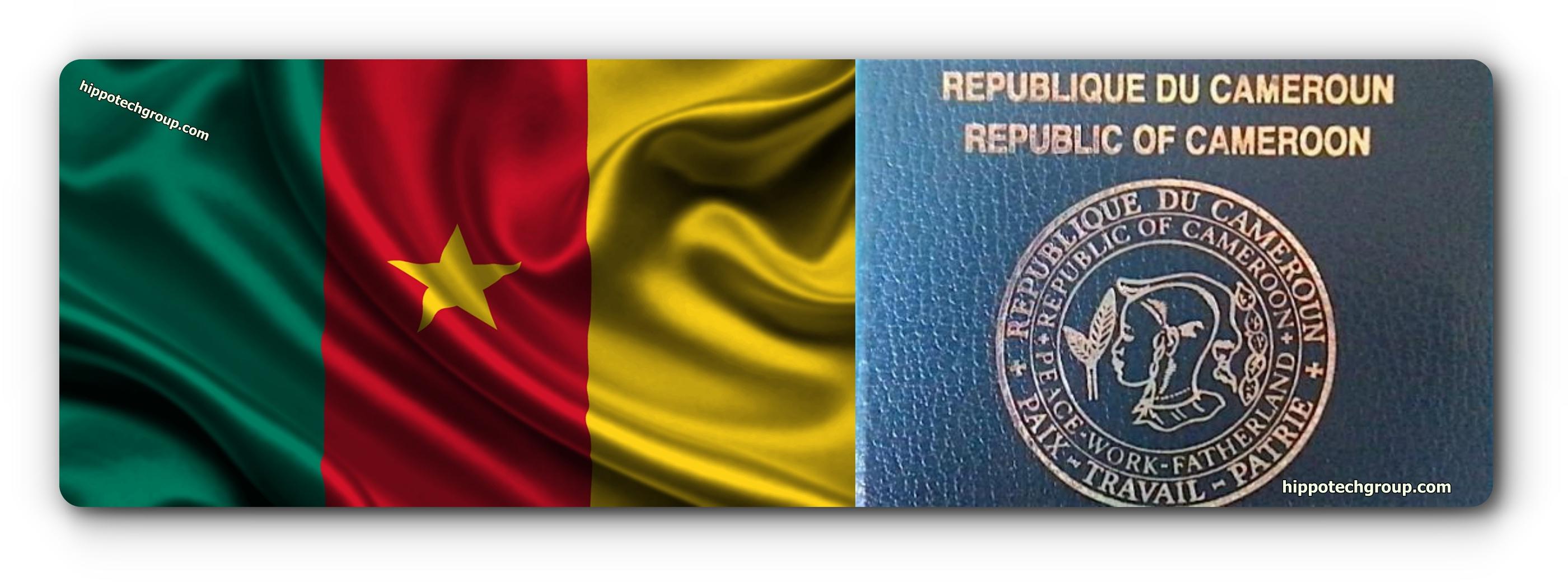Cameroon Passport Visa Free Countries