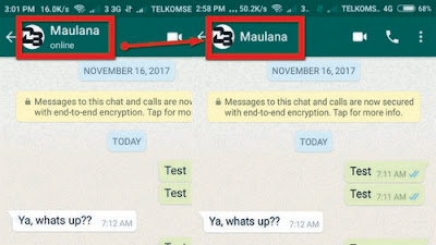 Cara Menyembunyikan Status Online WhatsApp dan menghilangkan terakhir dilihat