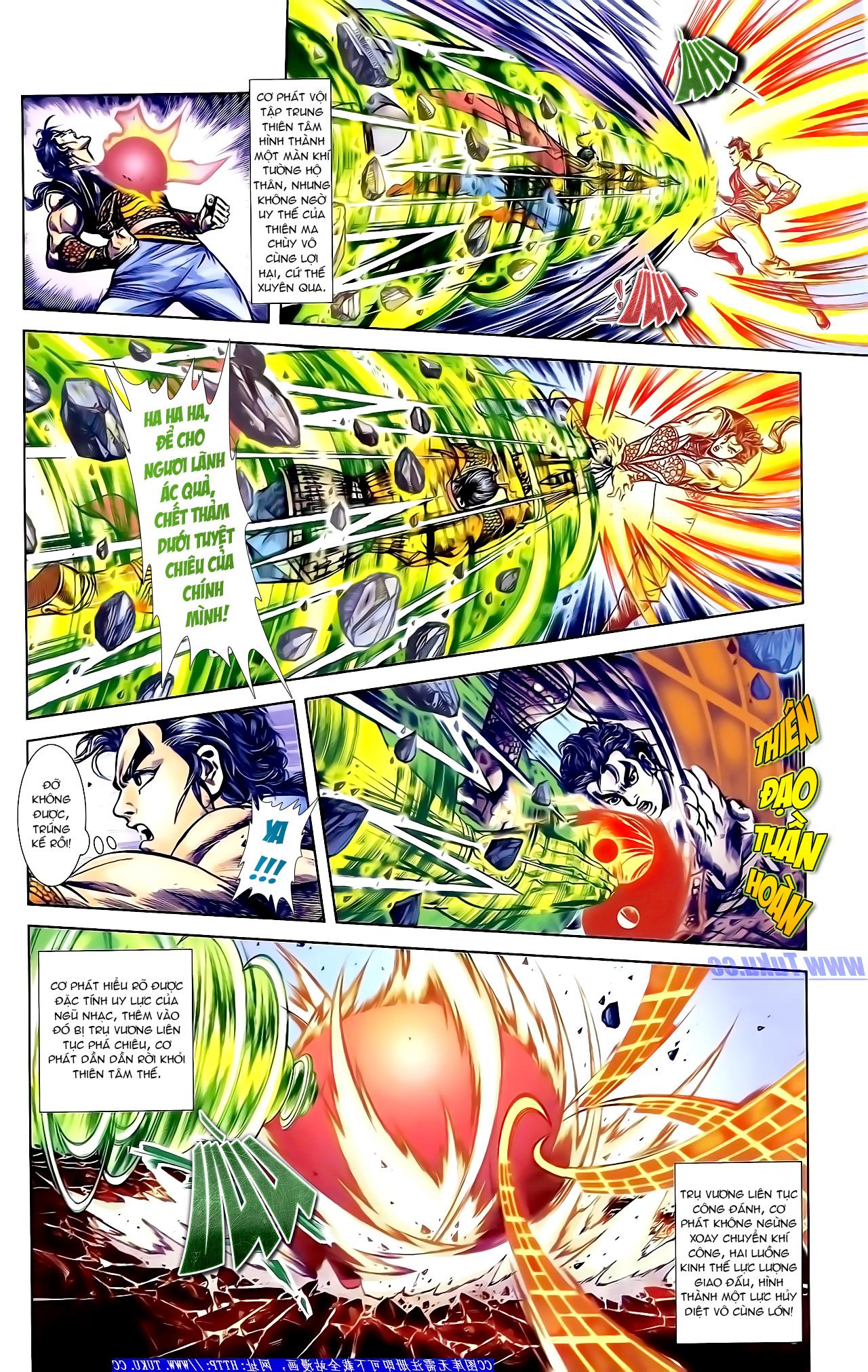 Cơ Phát Khai Chu Bản chapter 160 trang 19