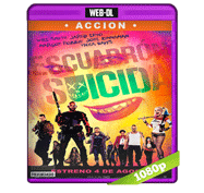 Escuadron Suicida (2016) Web-DL 1080p Audio Dual Latino/Ingles 5.1