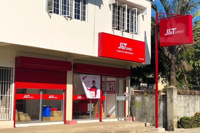 J&T Express Yogyakarta