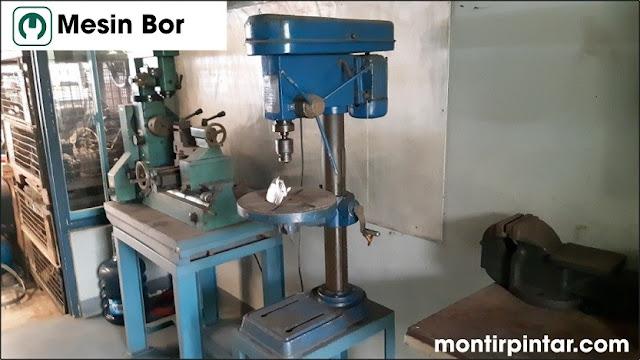 Macam-macam power tools : mesin bor