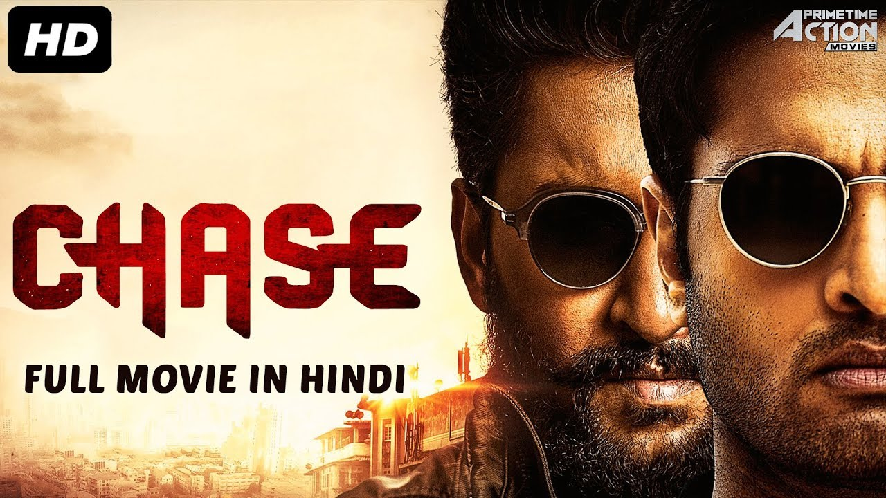 CHASE (2020) Hindi Dubbed 400MB HDRip 480p