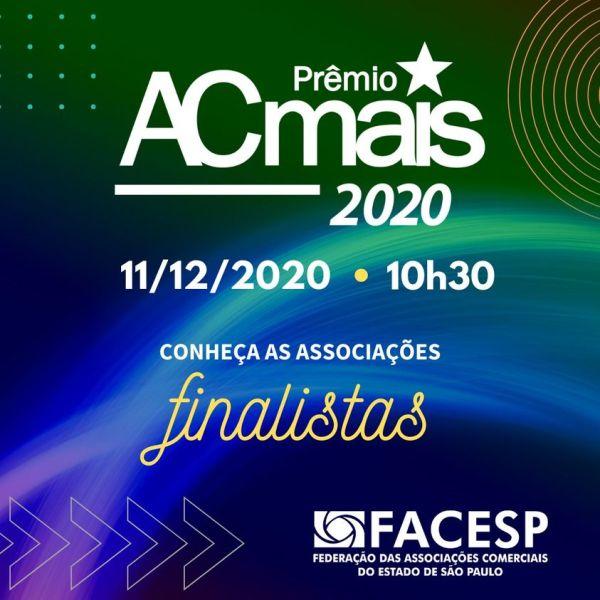 ACIAR concorre pela quarta vez ao prêmio AC Mais da FACESP