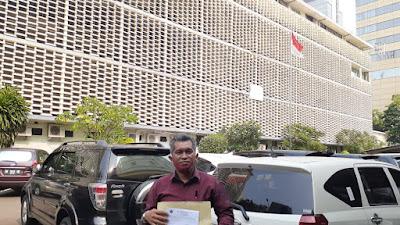 Ketua KPU Indramayu Ahmad Toni Fatoni, Resmi Dilaporkan ke DKPP RI