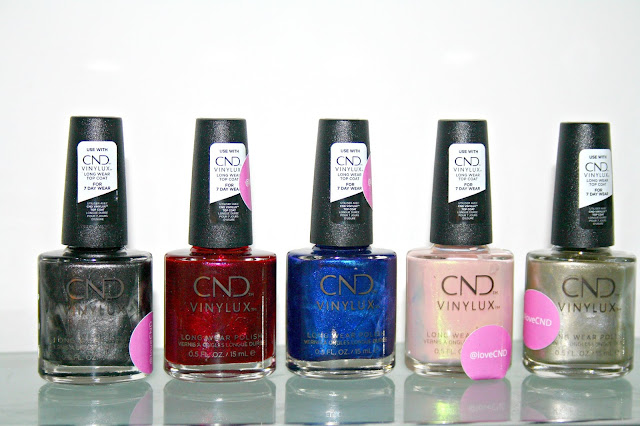 CND Crystal Alchemy Collection