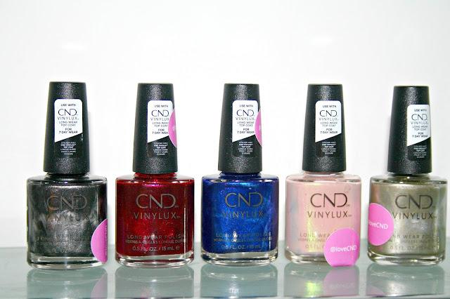 CND Crystal Alchemy Collection