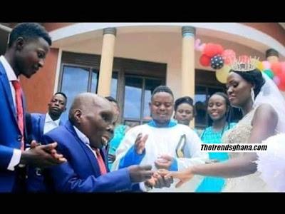 Ugandan Comedian Ssebabi Weds His Seconds Wife |Photos $ Videos