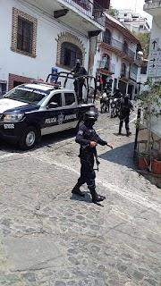 """EN TAXCO IMPLEMENTAN EL MODELO DE """"POLICÍA DE BARRIO"""""""