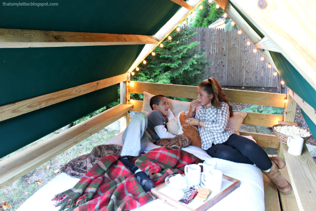 kids outdoor cabana