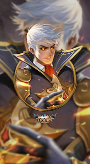 Alucard Fiery Inferno Heroes Fighter Assassin of Skins Season 2 V2