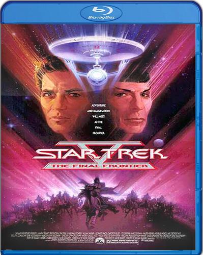 Star Trek V: The Final Frontier [1989] [BD25] [Latino]