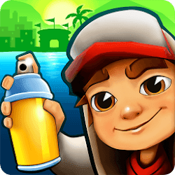 Subway Surfers: Winter Holiday Apk Mod (Unlimited Coins/Keys)