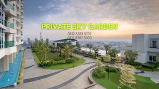 Private Sky Garden Manhattan Condominium dan Apartemen Ring Road Medan