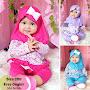 350 Nama Bayi Perempuan Islami dan Artinya dari A-Z yang Penuh Makna