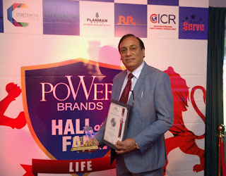 "Supertron bags the prestigious ""Powerbrand Rising Star Award"" in London"