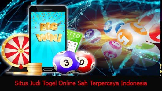 Situs Judi Togel Online Sah Terpercaya Indonesia
