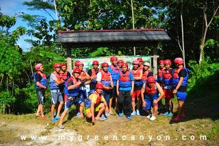 Basecamp Body Rafting