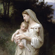 """Innocence"" BY ~ William Bouguereau ~ 1825 - 1905."