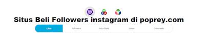 Poprey.com | Situs Beli Followers instagram di poprey.com followers