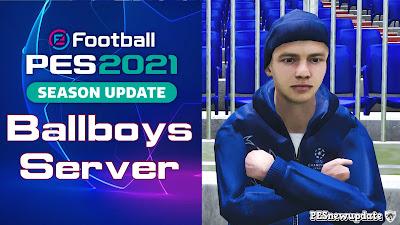 PES 2021 Ballboys Server by Hawke