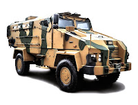 Zırhlı personel taşıyıcı kirpi