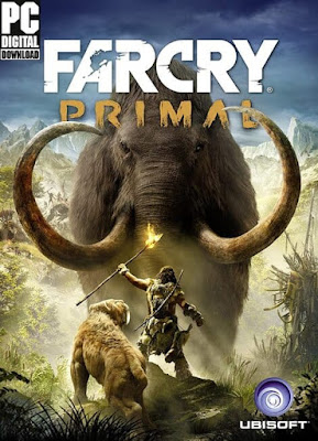 Capa do Far Cry Primal