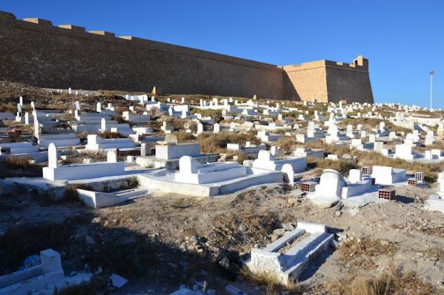 المهدية : الأهالي يعارضون دفن المتوفاة بالكورونا في الجهة
