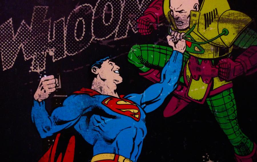 HISTÓRIAS QUE NINGUÉM LEMBRA: QUANDO SUPERMAN MATOU A ESPOSA E FILHO DE LEX LUTHOR!!!