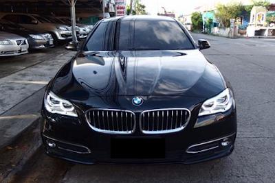 Eksterior BMW F10 Seri-5 LCI Facelift
