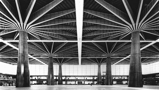 at Expo '61 in Turin 1961