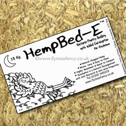 Flyte so Fancy HempBed-E Bedding for Chicken Coops