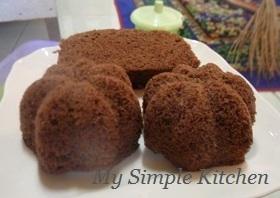 Brownies Tepung Mocaf