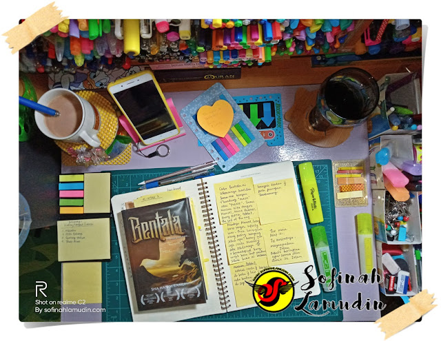 Ulasan/Review Buku Bentala oleh Sha Hanim Ramli - Malaysian Book Review
