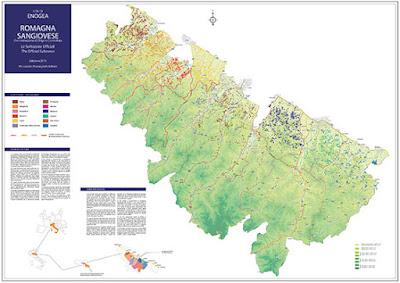 mappa zonazione romagna