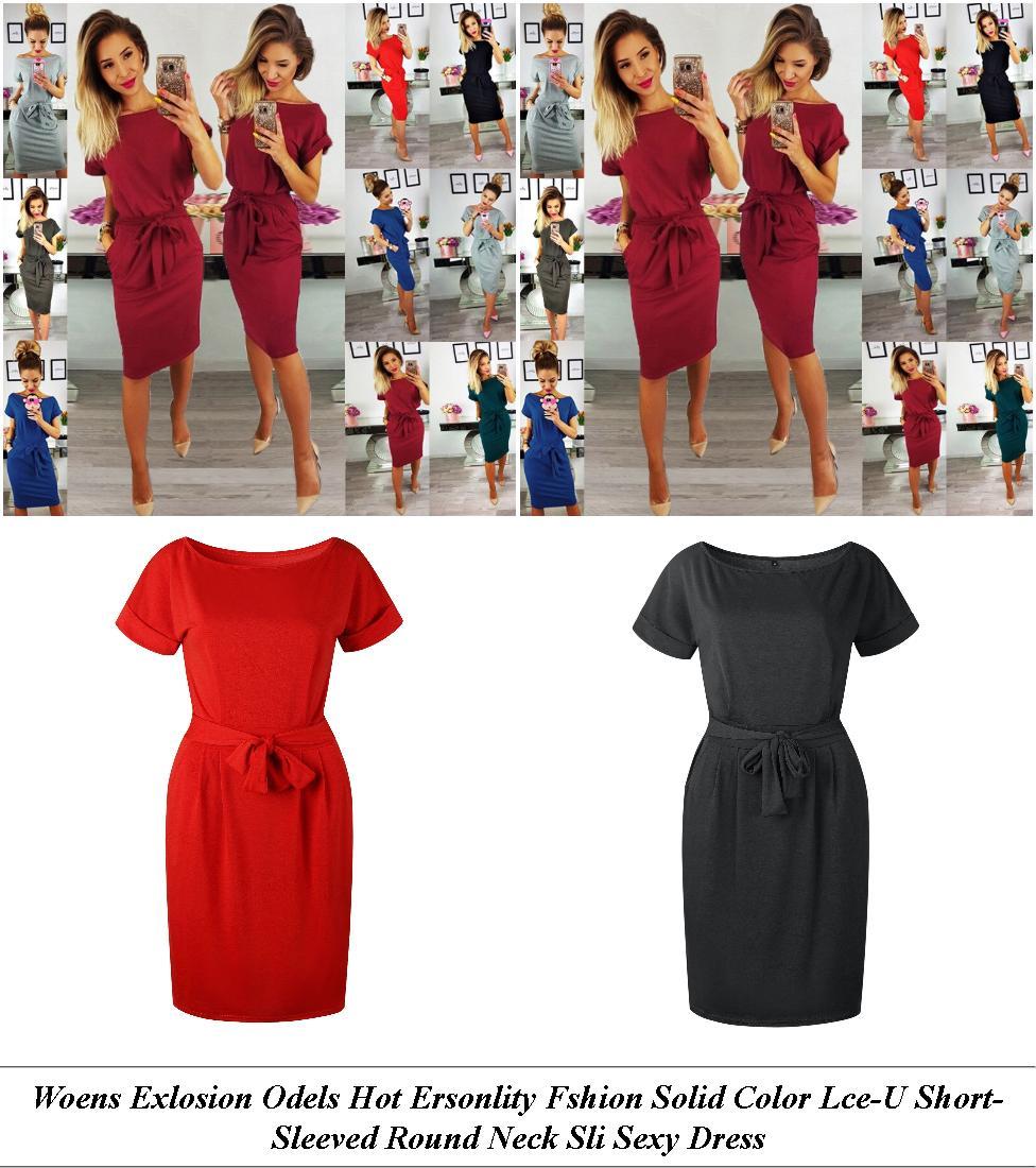 Semi Formal Dresses For Women - Converse Uk Sale - Denim Dress - Cheap Womens Clothes